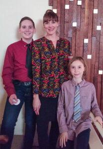 Sara Robertson and Sons