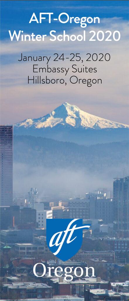 AFT-Oregon Winter School 2020